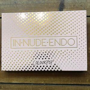 Colourpop In Nude Endo Highlight palette- BN
